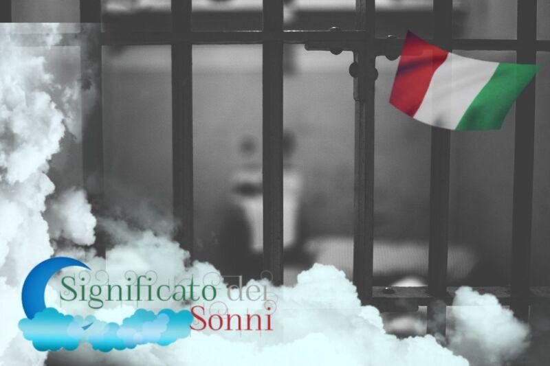 sognare di prigione o carcere