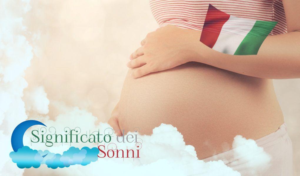 Che cosa significa sognare di essere incinta?