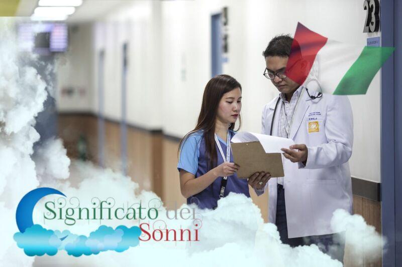 sognare un dottore