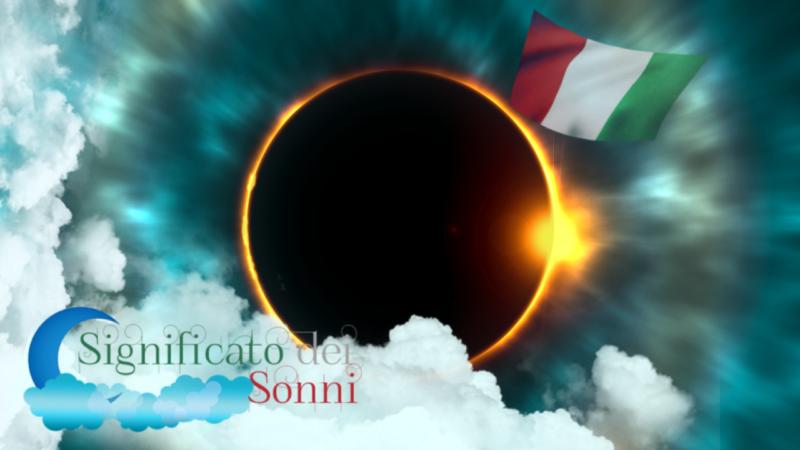 Significato di sognare di Eclissi