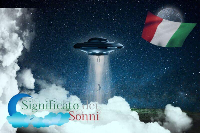 Sognando gli alieni (extraterrestri)
