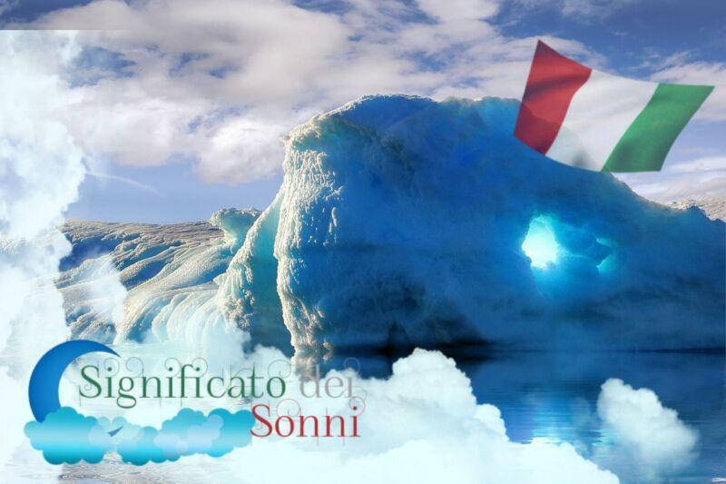 Cosa significa sognare un iceberg?