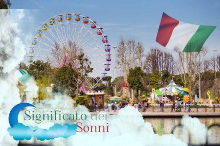 Il sogno di un parco divertimenti
