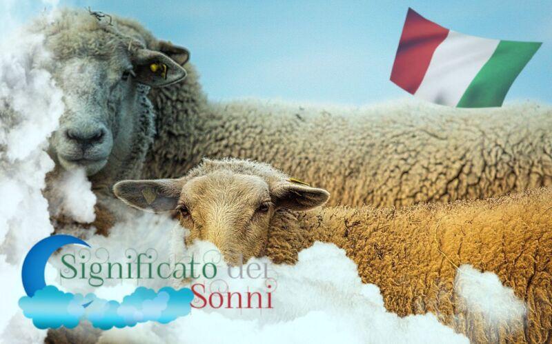 sognare pecore o agnello
