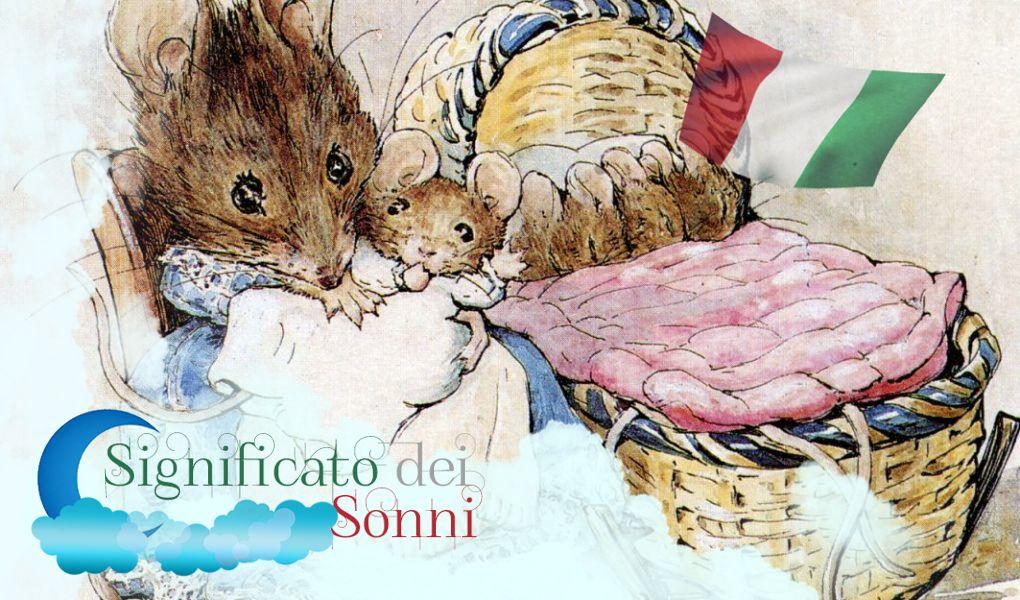 Sognando i topi