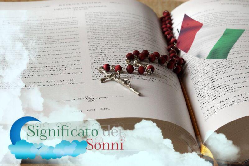 Sogno del rosario