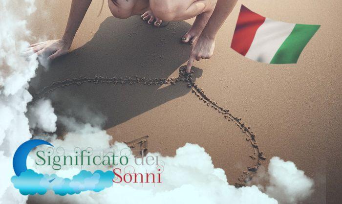 Sabbia - Sogno Significato e simbolismo