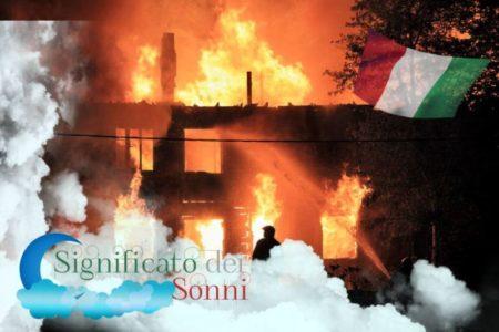 Significato di sognare gli incendi