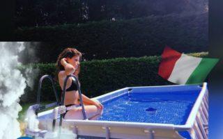 Sognando di nuotare