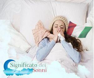 Sognare di essere malati, cosa significa?