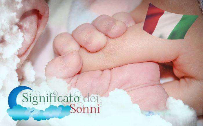 Sogni di allattare un bambino - Interpretazione e significato