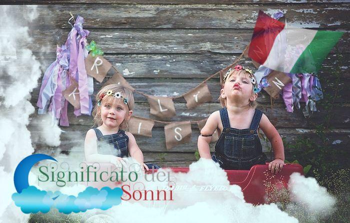 Sogni di avere due gemelli - Significato e interpretazione