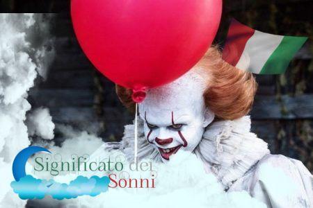 Sogni sui clown - Interpretazione e significato