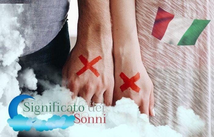 Sogni sul divorzio - Significato e interpretazione