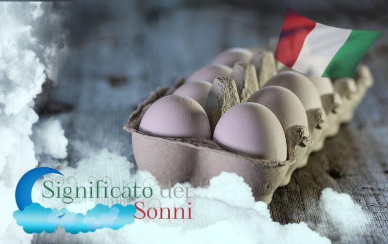 Significati del sogno delle uovo